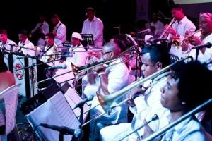 33 MUSICOS HACEN PARTE DE LA UNIBAC BIG BAND