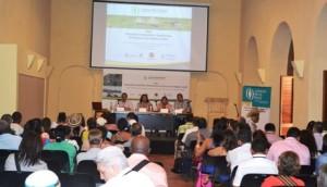 Foro Desarrollo Sostenible y Restitución de Tierra en el Caribe. Foto de Rusvel Peraza