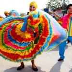 Carnaval del Recuerdo Baranoa. Foto Comunicaciones Gobernación del Atlántico.