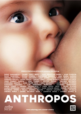 Afiche de Anthropos.