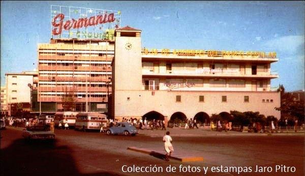 Edificio de la Estación de la Matuna del Tren. Foto de Jaro Pitro.