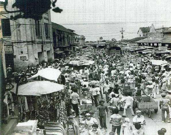 Mercado Público de Getsemaní. Foto tomada de El Universal de Cartagena.