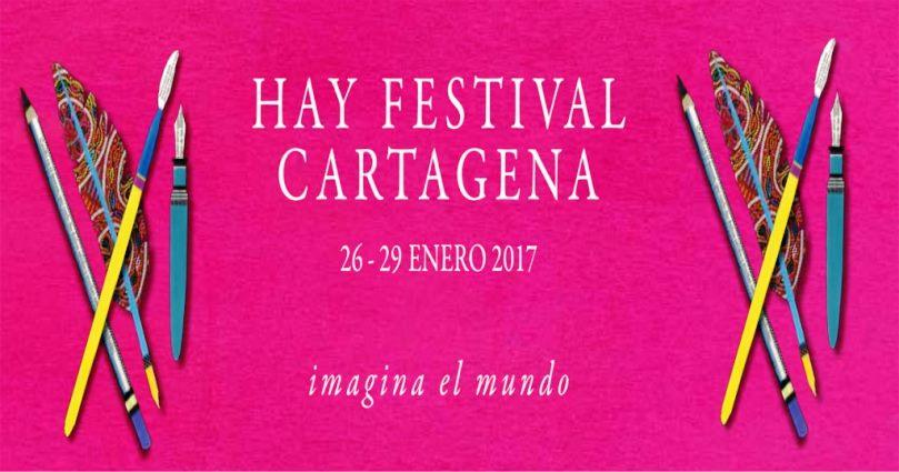 Banner Hay Festival 2017.